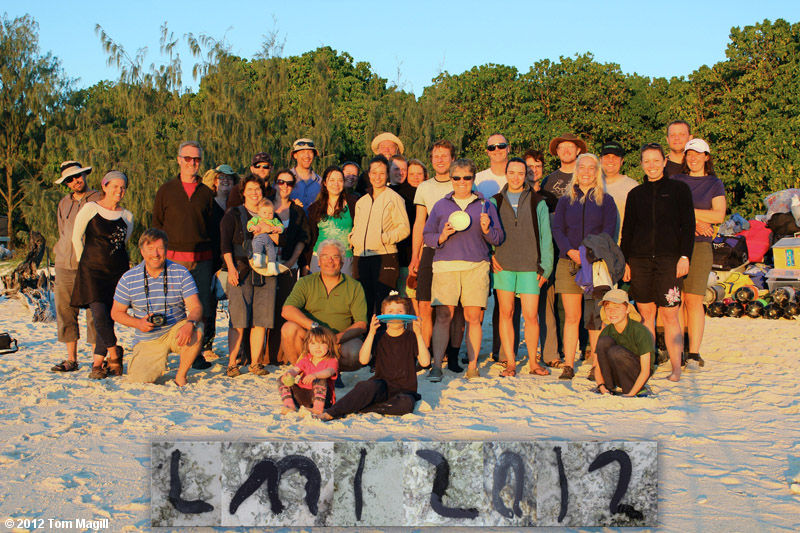 Lady Musgrave, Island 6-22 July 2012