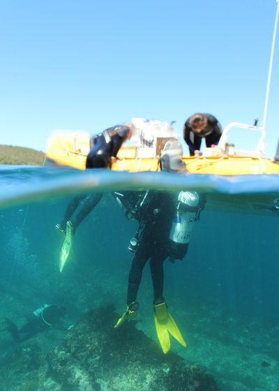 Jervis Bay, 25-26 February 2012