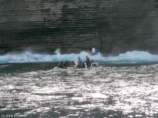 Jervis Bay, 7-9 June 2008
